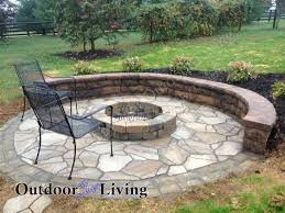 gallery of inspiration outdoor patio ideas with fire pit with