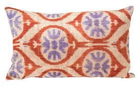 Cushions Velvet Ikat Velvet Pillows Jayson Home