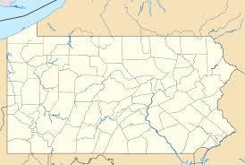Pennsylvania Map With Cities And Towns by University Park Pennsylvania Wikipedia