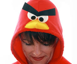 angry birds hoodie 6 steps pictures