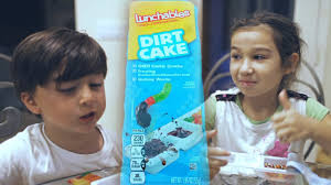 Dirt Cake Halloween by Lunchables Dirt Cake Halloween Back To Kid Candy Youtube