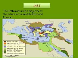 Ottoman Cities The Ottoman Empire Before The Middle East Became The Middle East