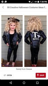 Sandy Grease Halloween Costume 25 Halloween Costumes Ideas