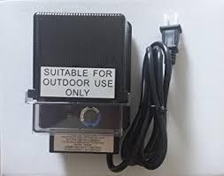 Landscape Lighting Transformer by Amazon Com Tdc Power Da 120 12w 1 Transformer 12v 120w Max