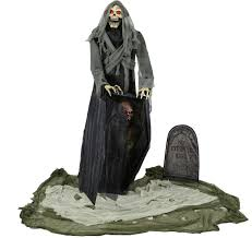 animated props graveyard reaper animated prop decorations props