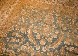 oversized light blue antique persian kerman rug 48226 nazmiyal