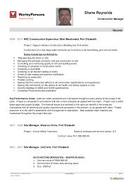 Sample Resume For Construction Manager Professional Admission Essay Writing Websites For College Esl