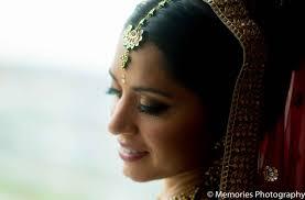 indian wedding hair makeup portrait tikka in bridgewater new jersey indian wedding by memories photography