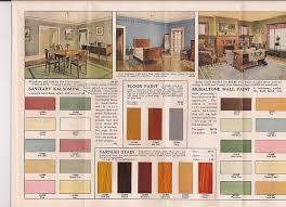 1920 u0027s interior house colours mission prairie arts crafts