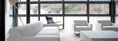 salon canap fauteuil salon avec canapé et fauteuil en cuir blanc pablo katz