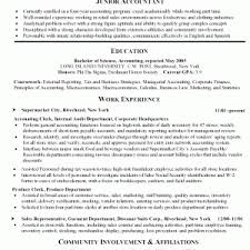 cover letter sample resume for accountant position resume