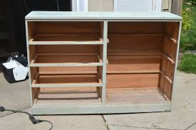 diy dresser dresser turned to bookshelf and saved from trash homeright