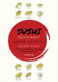design custom restaurant flyers with free templates online fotojet