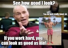 Picard Meme - picard wtf meme imgflip