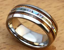 best mens wedding bands mens wedding band etsy