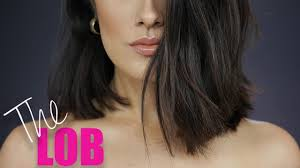 how to style a lob short