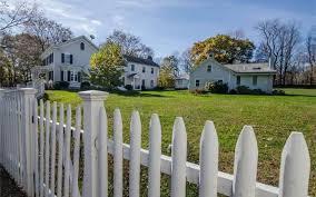 picket fences upstate homes for sale white picket fences brownstoner