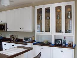 kitchen furniture extraordinary small hutch with glass doors