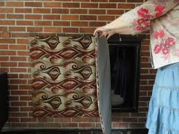 fireplace insulation cover fireplace ideas
