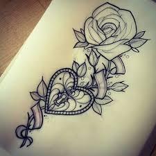 the 25 best lock tattoo ideas on pinterest heart lock tattoo