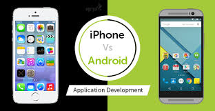 difference between iphone and android difference between iphone and android app development thinglink