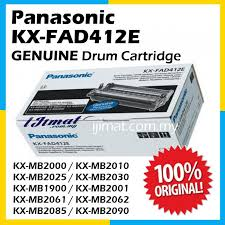 Toner Panasonic Kx Mb2085 panasonic 412e kx fad412e kxfad412 genuine drum catridge for