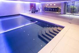 Deep Backyard Pool by Indoor Swimming Pool Design Showcase Lspc