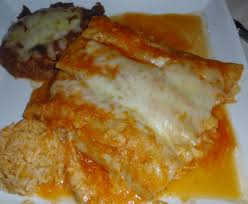 campbell s easy chicken and cheese enchiladas