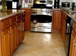 vinyl floor tiles kitchen island with sink and dishwasher most