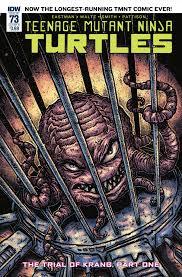 teenage mutant ninja turtles 73 u2013 idw publishing