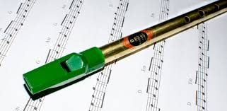the tin whistle the flutophone and the slide whistle what you
