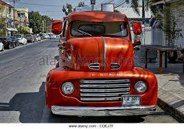 1950 ford up truck customized truck stock photos customized