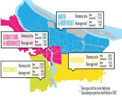 Rent Average Bedroom Average Rent For One Bedroom Apartment In Portland