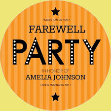 farewell party invitation 17 farewell invitations jpg ai illustrator