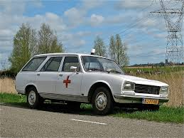 peugeot 504 coupe pininfarina 1979 peugeot 504 break ambulance later at home i discovere u2026 flickr