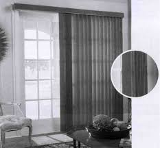 Touched By Design Blinds Pecan Faux Wood Vertical Blinds From Levolor Blinds