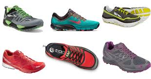 light trail running shoes nike salomon brooks altra top runners pick shoes for ultra race