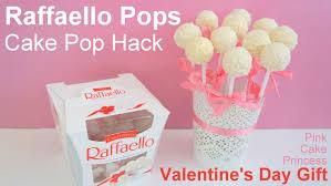 cake pop bouquet easy no bake cake pop hack how to raffaello pops bouquet