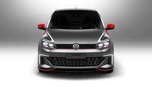 volkswagen brazilian volkswagen unveils gol gt concept at sao paulo motor show in
