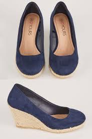 wide fit wedges ladies footwear yours clothing