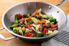 cuisiner wok les avantages de la cuisine au wok