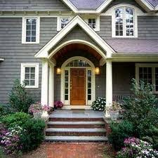 Curb Appeal Front Entrance - 256 best curb appeal images on pinterest home architecture