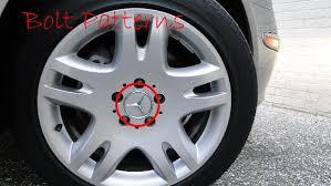 mercedes wheel nuts bolt pattern for mercedes wheels rims mb medic