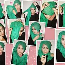 tutorial jilbab ala ivan gunawan 30 foto tutorial hijab ala ivan gunawan terupdate tutorial hijab