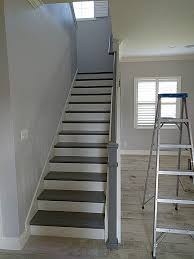 painting stairs to look like wood part one everything i create