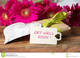 Get Well Soon Flowers Get Well Soon Stock Photo Image 53510114