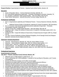 Principal Intern Math Specialist Resume Principal Intern Math by Daniel Brigman Resume Decaturdaily Com