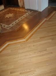 Hardwood Floor Border Design Ideas Hardwood Border Design Idea For Combining Two Different Woods