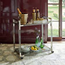 Jonathan Adler Bar Cabinet 12 Bar Cart Designs For Entertaining In Style