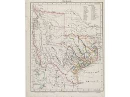 Texas travel republic images Republic of texas map back in official hands after 173 years jpg